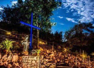 Croce Blu a Medjugorje