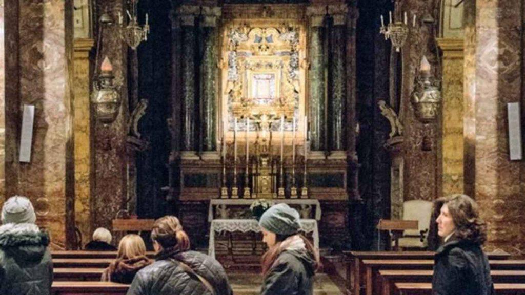 chiesa Miracolo Madonna Fuoco