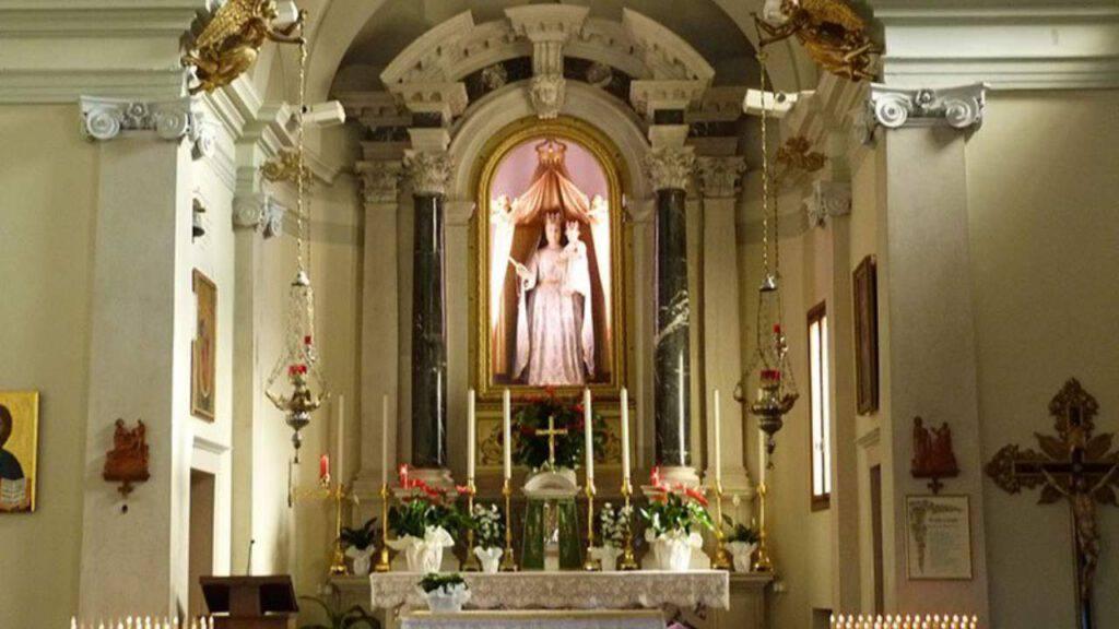 Madonna della Rocca di Cornuda