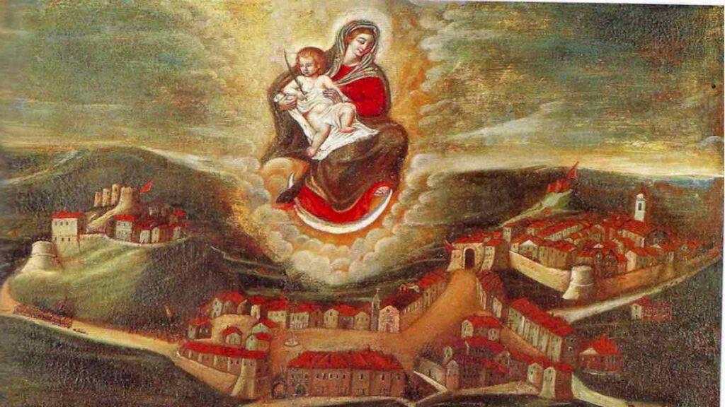 Madonna delle Grazie di Pennabilli