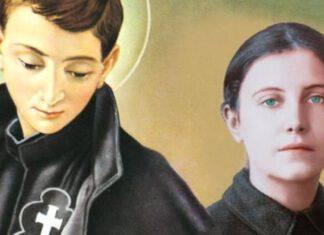 San Gabriele dell'Addolorata e Santa Gemma Galgani