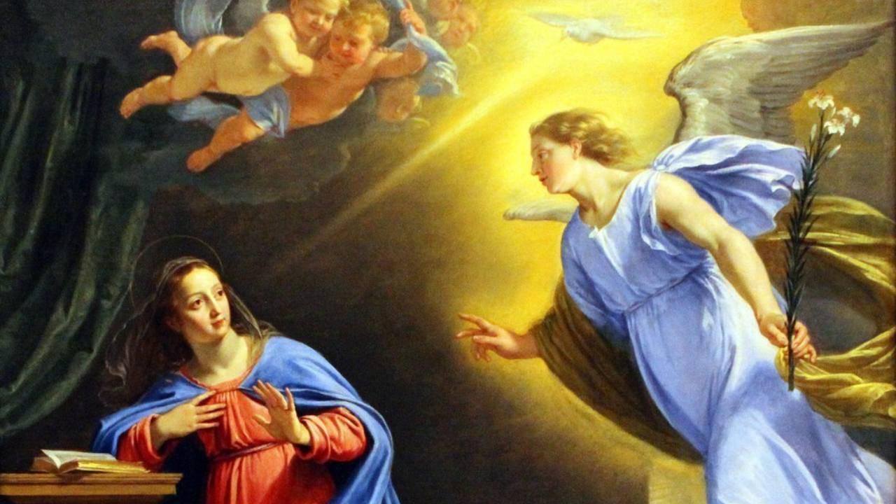 Annunciazione Maria Arcangelo Gabriele