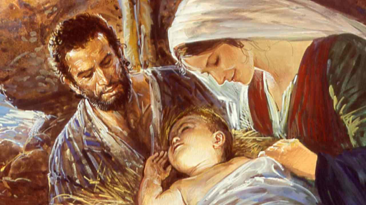 Gesù Giuseppe e Maria