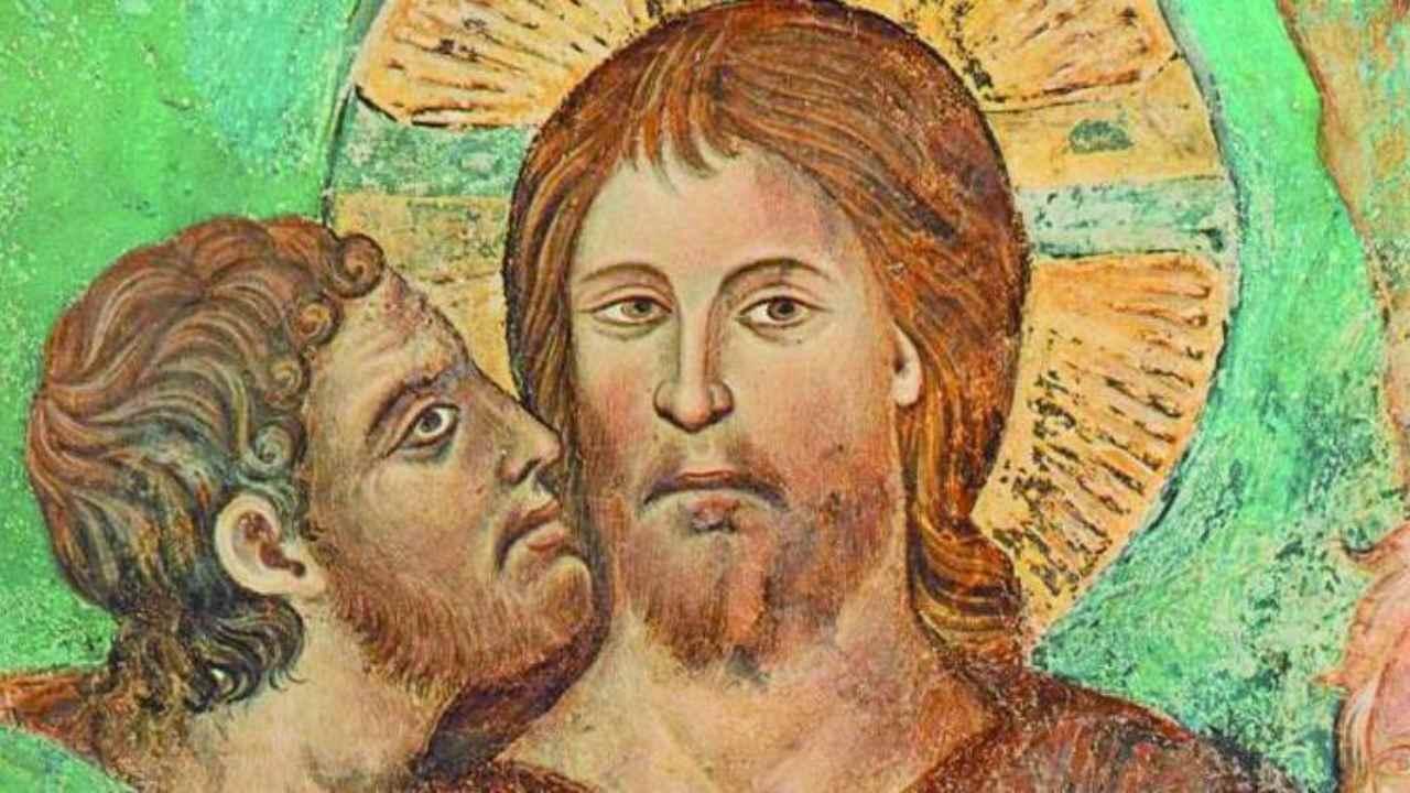 Giuda e Gesù