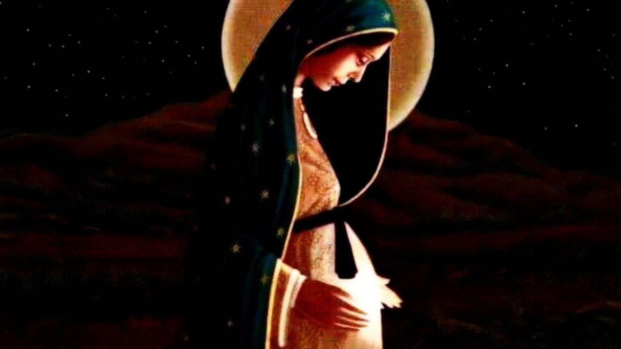 Maria incinta Annunciazione