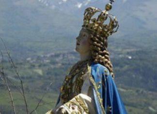 Madonna della Croce di Pietranico