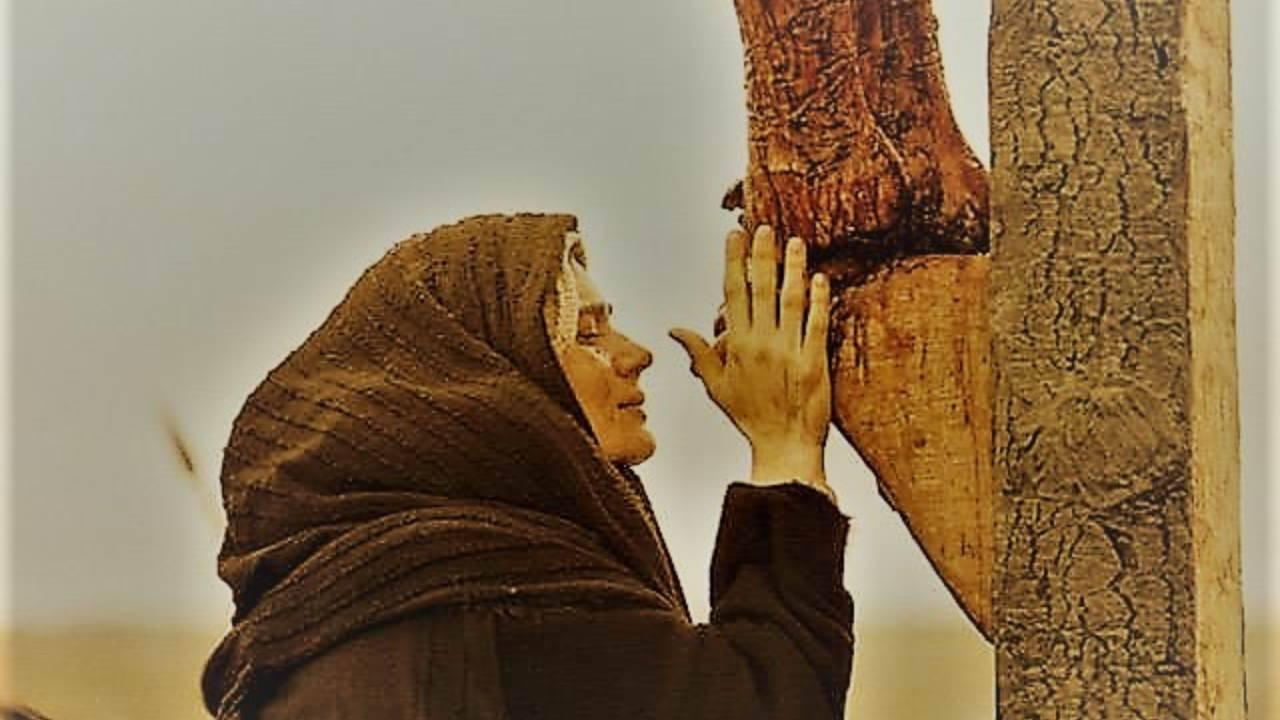 Maria sotto la Croce di Gesù