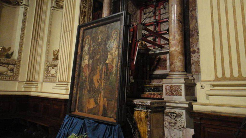 Traslazione dell'immagine della Madonna della Clemenza