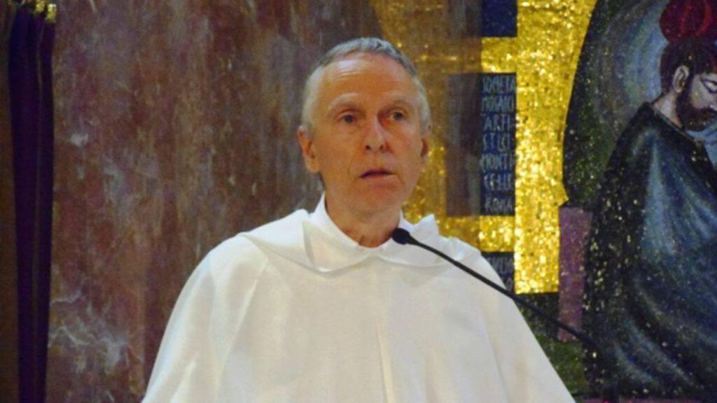 domenicano padre Francois Dermine