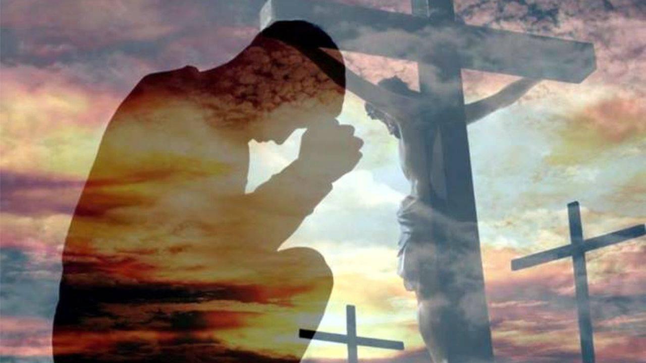 Preghiera Crocifisso