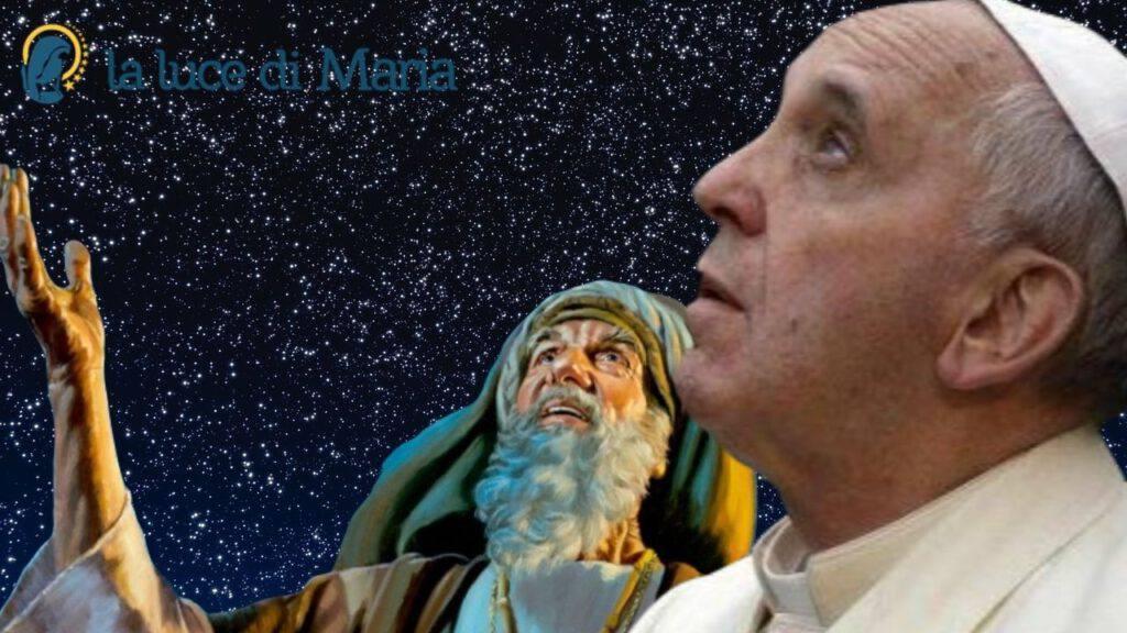 papa francesco abramo
