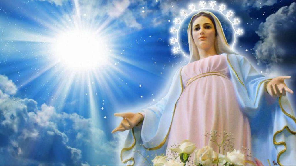 maria vergine santissima