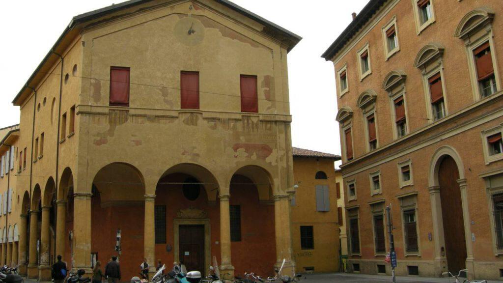 chiesa santa maria della pioggia bologna