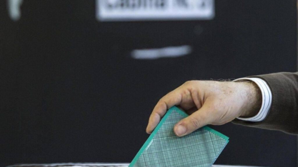 elezioni politica voto