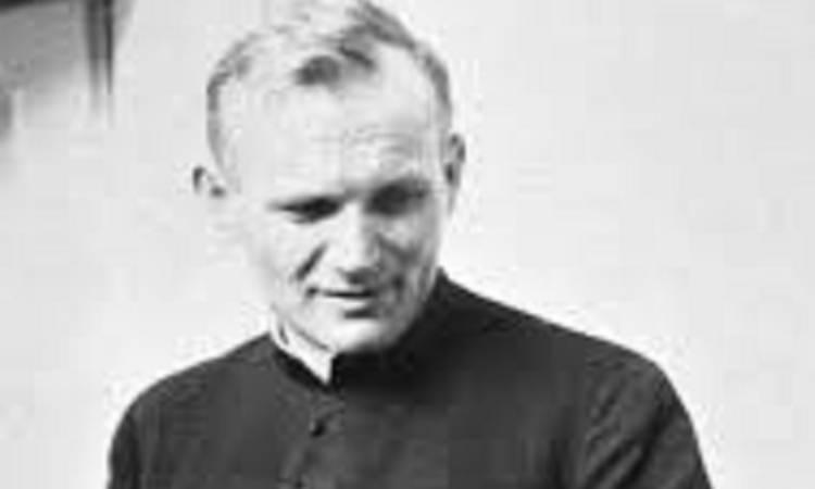 il giovane sacerdote karol wojtyla