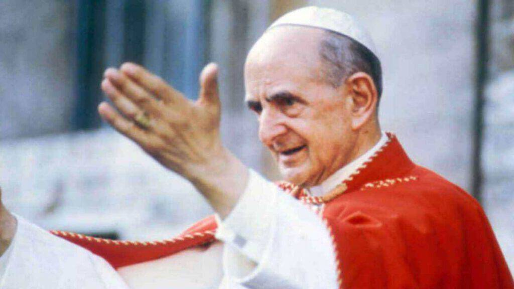 Pensiero Santi - Paolo VI