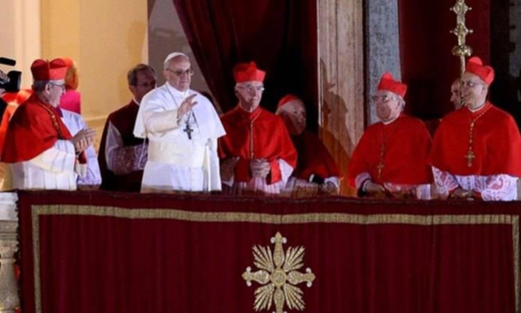 elezione papa fracnesco
