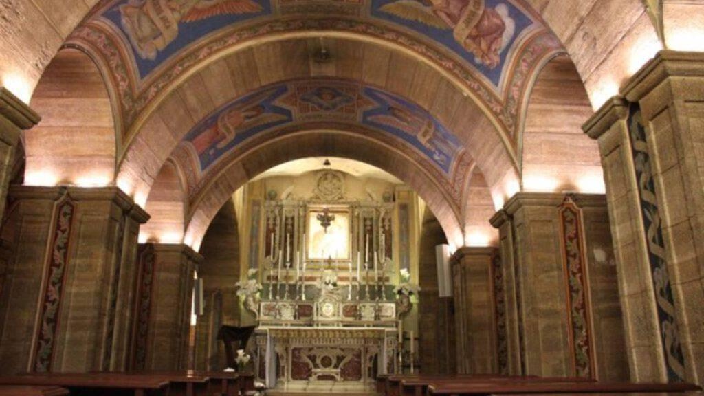 santuario madonna laterza