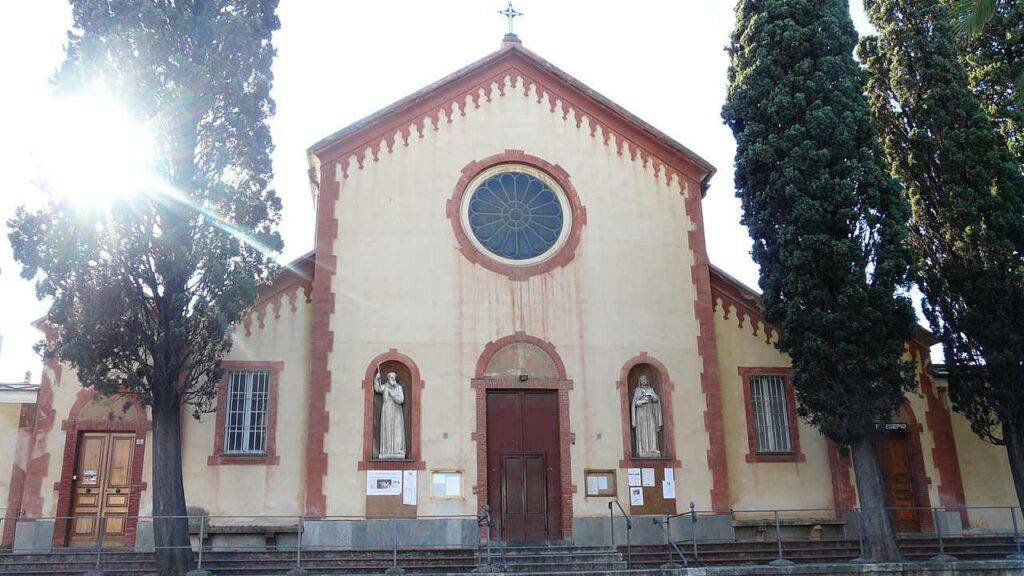 santuario madonna loano