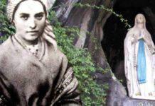 Bernadette Madonna Lourdes