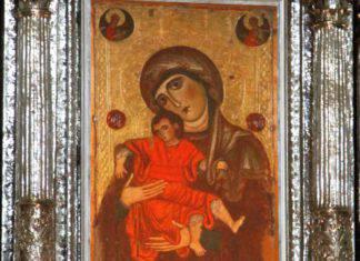 Madonna della Piazza Armerina