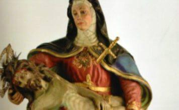 Madonna del pianto di Albino