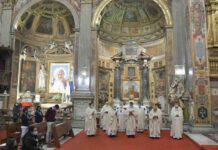 Messa Papa Santo Spirito in Sassia