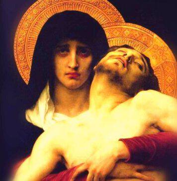 Passione Maria Gesù