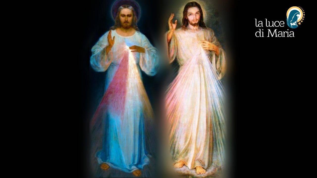 Quadri Gesù Misericordioso