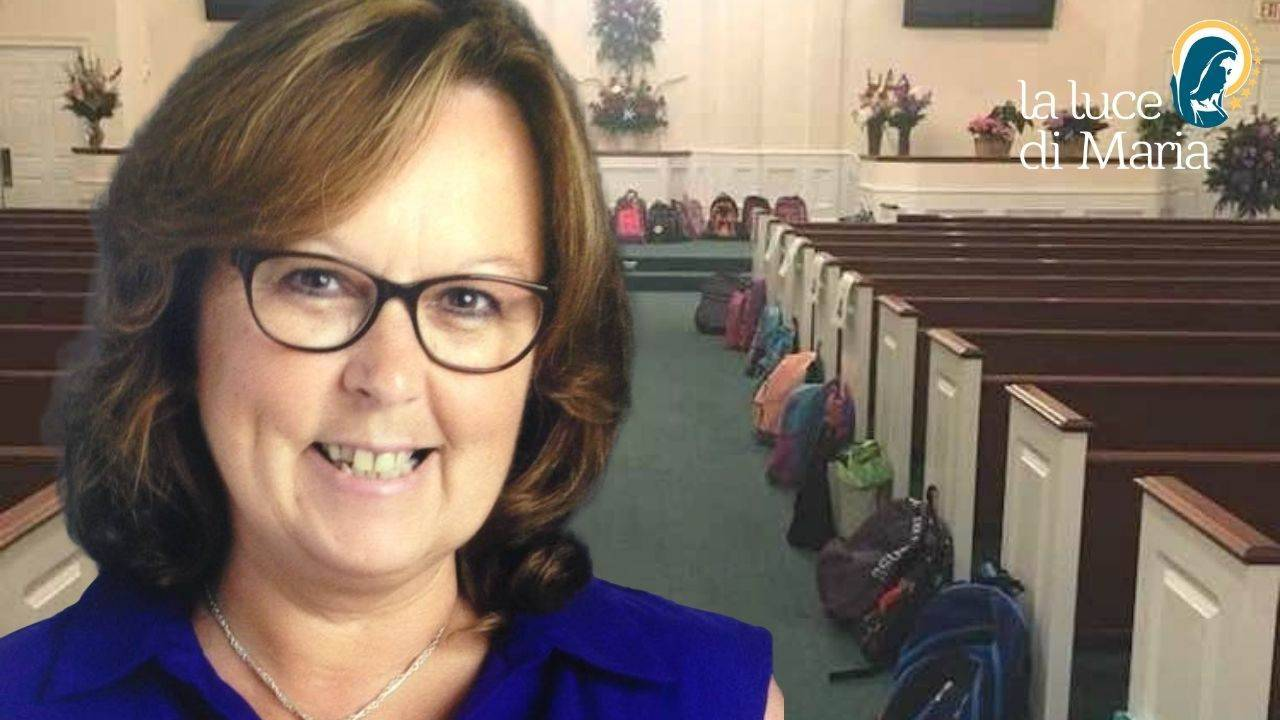 Tammy Weddell funerale zaini