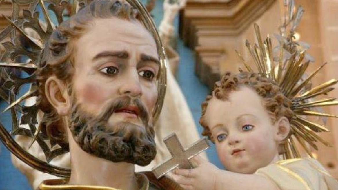 San Giuseppe Gesù