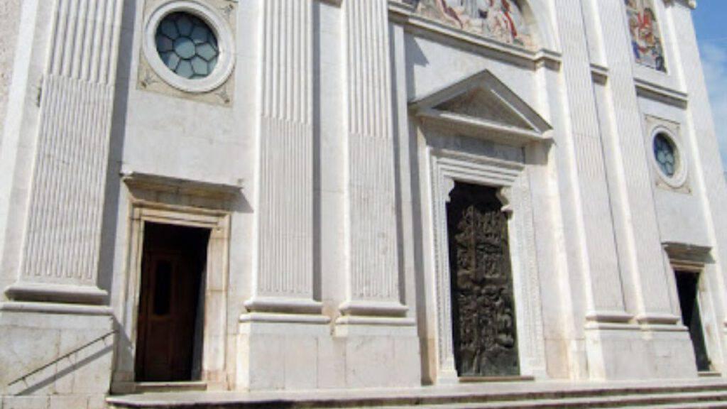 Santuario Madonna del Buon Consiglio di Genazzano