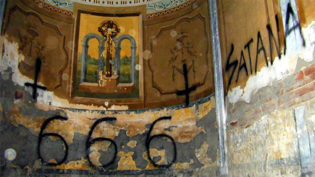 chiesa esoterismo satanismo