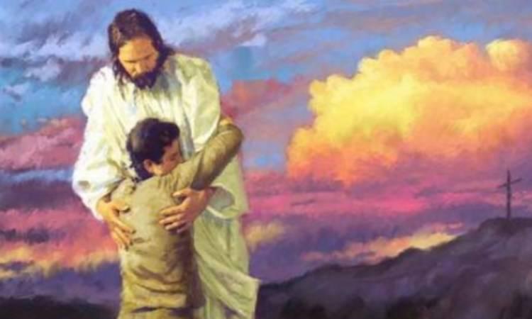 chiedere perdono a cristo