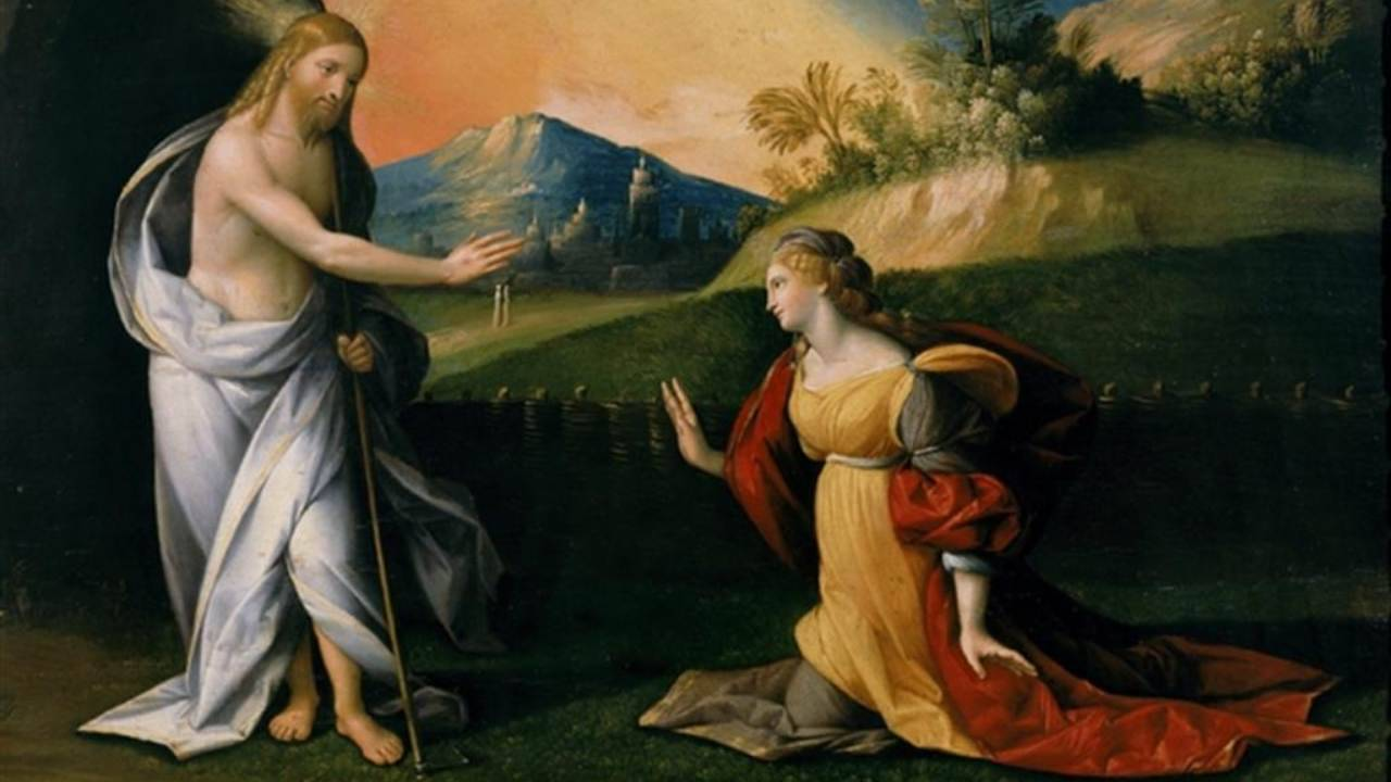 Gesù Maddalena