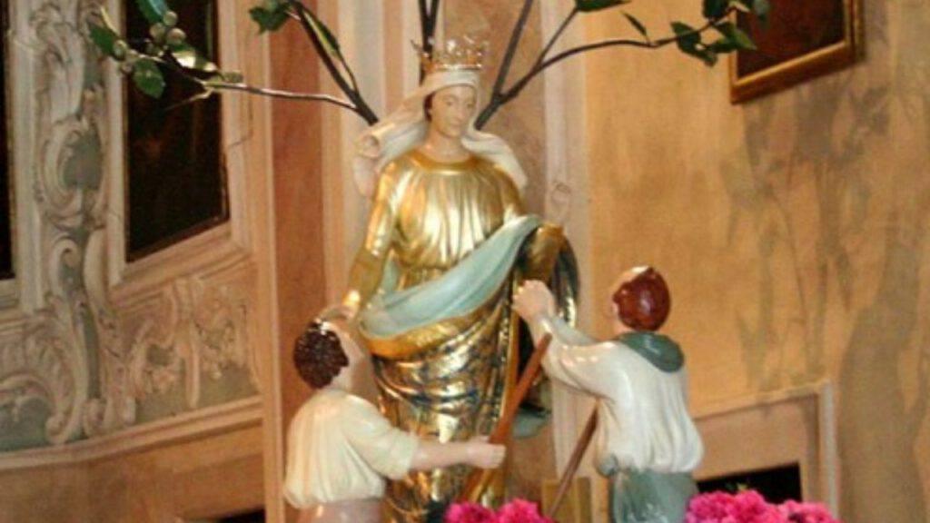 Madonna della Castagna