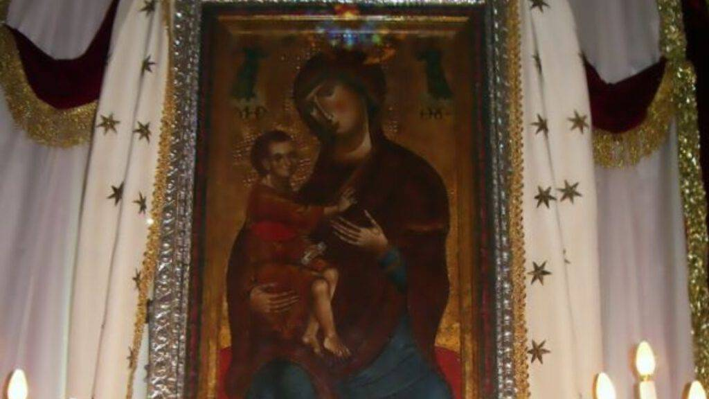 Santuario Madonna Castagno Ripalto