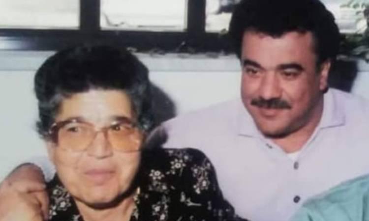 natuzza e suo figlio antonio