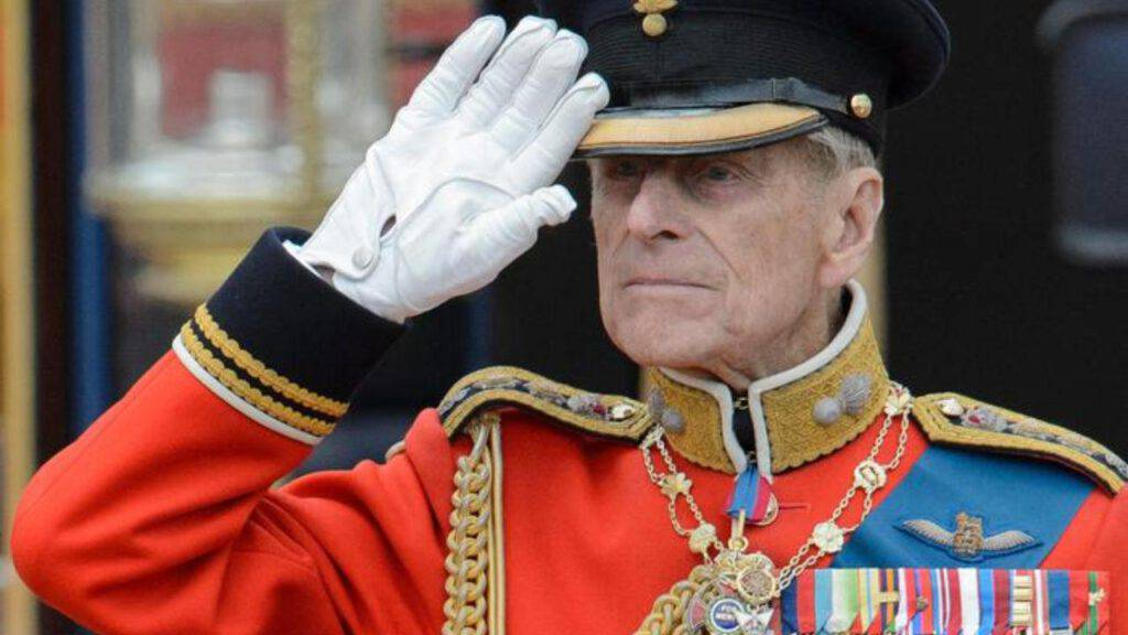 Il Principe Filippo di Edimburgo