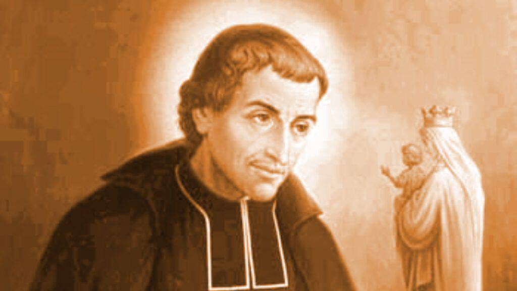 San Luigi Maria Grignon de Monfort