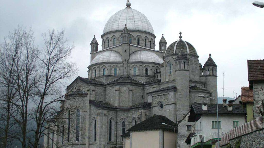 Santuario Madonna del Sangue di Re