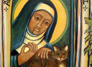 Beata Giuliana di Norwich
