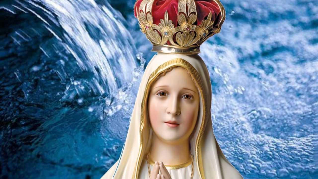 Fonti acqua Madonna di Fatima