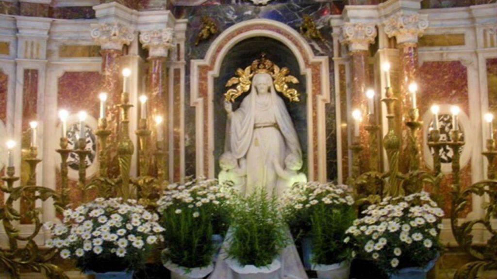 Madonna degli Angeli di Arcola