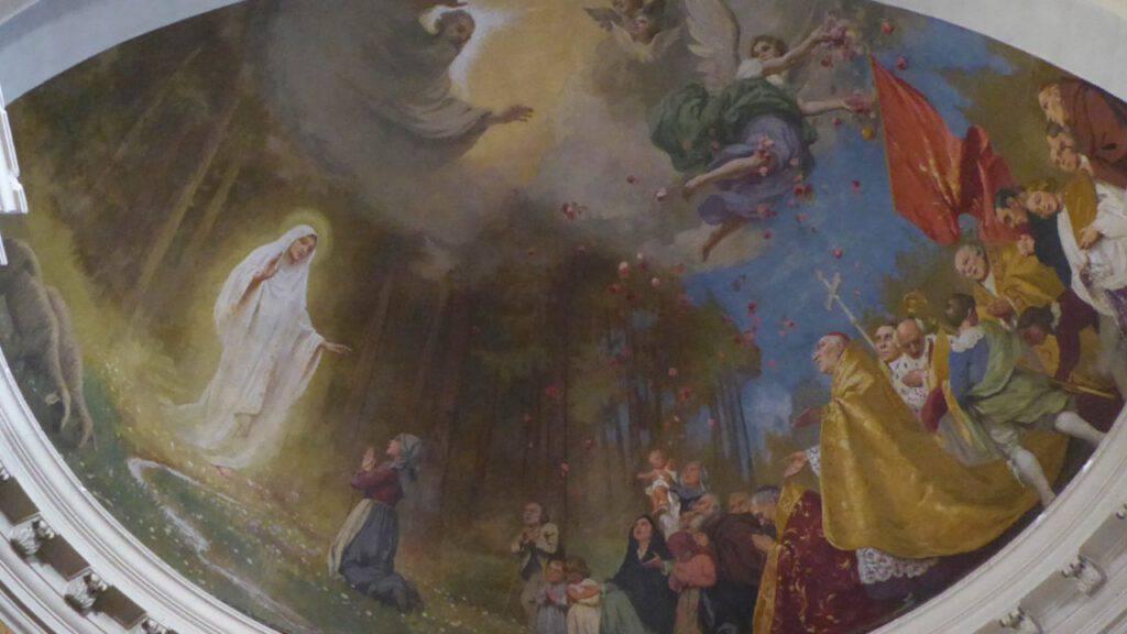 Madonna della Comparsa di Pinè