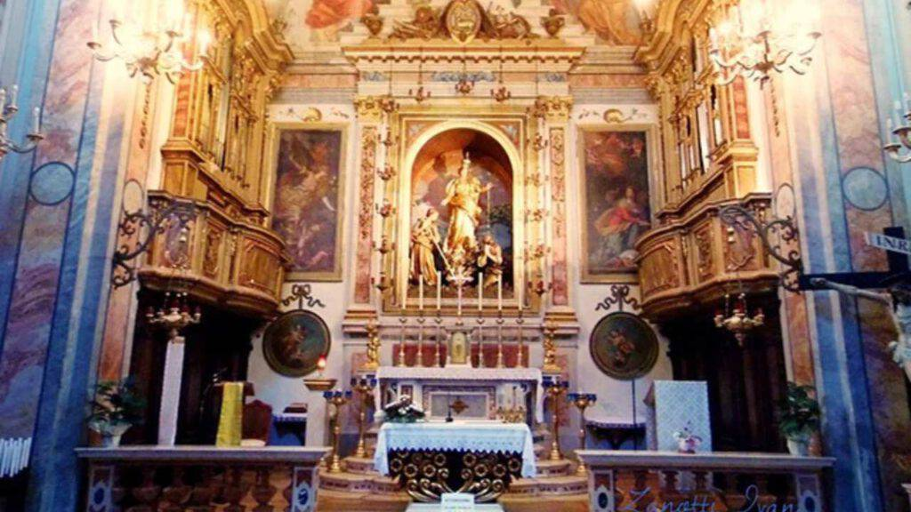 Madonna della Misericordia di Bovegno