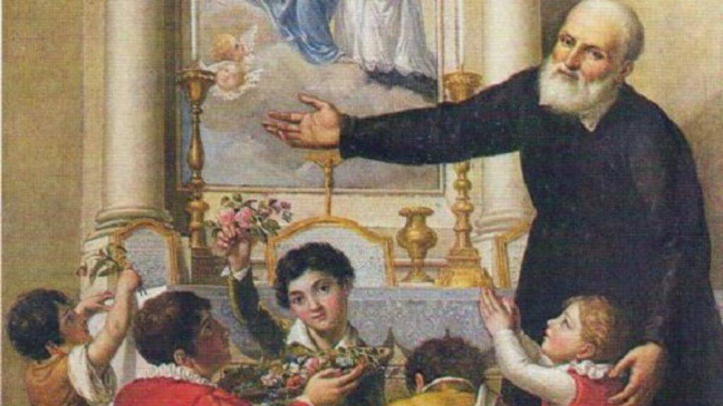 pensiero San Filippo Neri