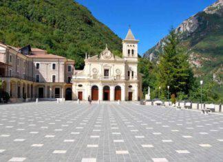 Santuario Madonna del Pettoruto San Sosti