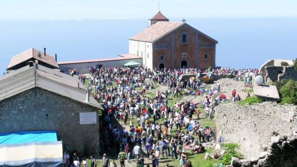 Santuario di Maria Santissima Avvocata di Maiori
