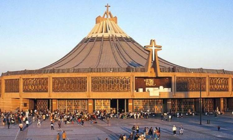 Basilica Nostra Signora di Guadalupe, Messico